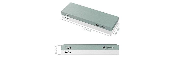 piedra de agua japonesa 400:1000